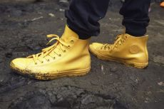 rubber chucks rockabilly converse takes on the elements with rubber chuck taylors complex