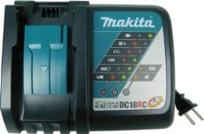 new makita 18v lithium ion battery rapid charger dc18rc for bl1830 bl1815 ebay - Makita 18v Charger Manual
