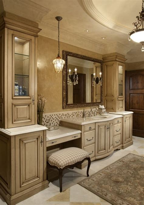 luxury bathrooms tracypillarinos houzz glass bathroom cabinets