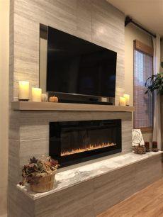 salas pequenas con chimenea y tv velas dise 241 o de chimenea chimeneas contempor 225 neas chimeneas modernas