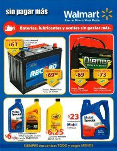 baterias diener y lubricantes ofertas en walmart 27jun14 ofertas ahora - Walmart Baterias De Carro