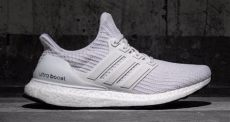 adidas ultra boost 40 triple white mens our look at the adidas ultra boost 4 0 white kicksonfire
