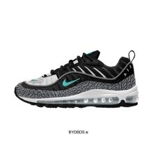 nike air max 98 x off white nike air max 98 x white vlone concepts by dbds on behance