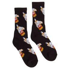 40s and shorties socks 40s and shorties 40s socks black