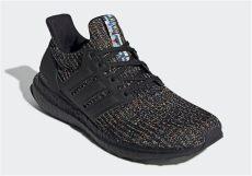 adidas ultra boost 3 0 black multi color g54001 release info sneakernews - Ultra Boost Multicolour Black