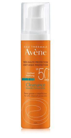 avene cleanance sunscreen ingredients av 232 ne spf50 cleanance sunscreen for skin south africa