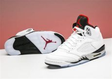 jordan 5 white cement 2017 air 5 white cement available early at stadium goods sneakernews