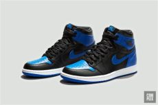 every air jordan 1 ever made how michael made the quot royal quot air 1 iconic without wearing it in the nba complex