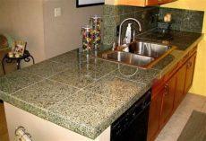 modular granite tile countertop kits how to choose the best granite countertops kit buungi
