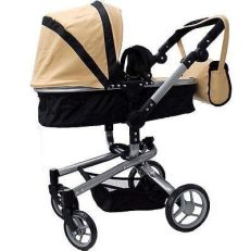 mommy and me doll stroller extra tall new me 2 in 1 deluxe doll stroller 32 high view all photos what s it worth