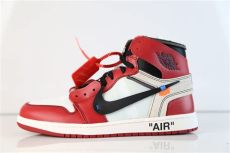 nike x off white air jordan 1 chicago nike x white c o virgil abloh air retro 1 chicago aa3834 10 zadehkicks