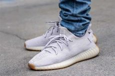 yeezy boost 350 v2 sesame on foot adidas yeezy boost 350 v2 sesame on sneaker review