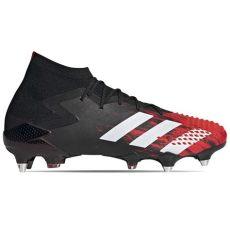 adidas botas predator botas adidas predator 20 1 sg rojas negras futbolmania