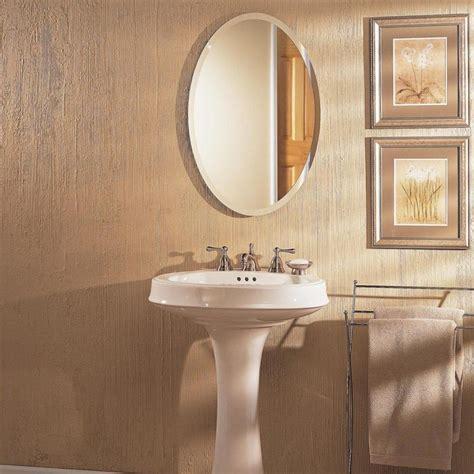 20 photos oval bath mirrors mirror ideas