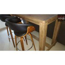 imagenes de bancos de madera para barra banco para barra de madera bancos modernos para barra con patas de madera