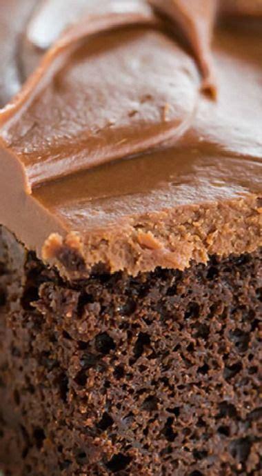 chocolate sheet cake milk chocolate ganache frosting recipe