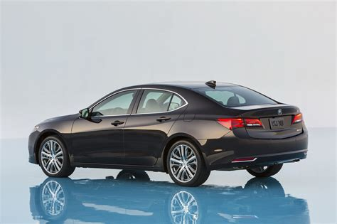 2015 acura tlx sedan world premiere york 290hp