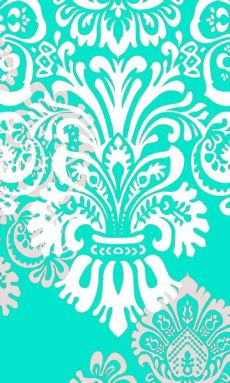 tiffany blue damask print blue and white damask print by kimpressions society6