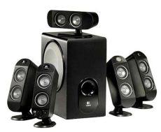 bocinas logitech bocinas logitech x 530 sonido envolvente 5 1 70 watts 171 yair