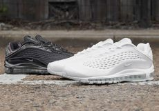buy nike air max where to buy nike air max deluxe black white sneakernews