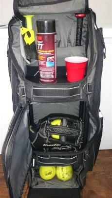 demarini black ops roller bag shelf demarini black ops mod shelf parts list slowpitch softball forums softballfans