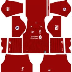 jersey kit dls 18 liverpool 2019 new pepper league soccer kits liverpool 2018 19 futbol vector uniforme de juventus