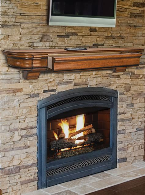 pearl mantels 415 abingdon wooden mantel shelf