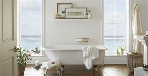 white bathroom ideas inspiration behr