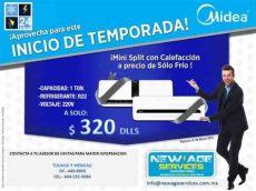 venta de minisplit tijuana airea condicionado - Venta De Minisplit En Mexicali