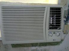 aire acondicionado de ventana lg 12000 btu manual aire acondicionado lg 12000 btu de ventana 110v bs 300 00 en mercado libre
