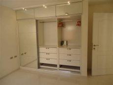 disenos de roperos para dormitorios con espejos closet melamina y puertas con espejo hecho a medida closets modernos dormitorios