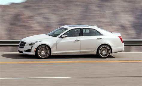 2017 cadillac cts sport tested review car driver