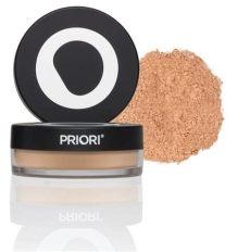 priori mineral skincare powder spf 25 sunscreen fx354 shade 4 warm beige adaptive - Priori Mineral Powder Shade 4