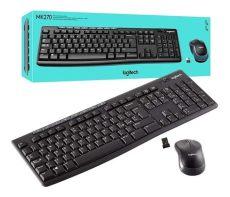 teclado inalambrico logitech combo teclado mouse logitech mk270 inalambrico futuroxx u s 37 00 en mercado libre