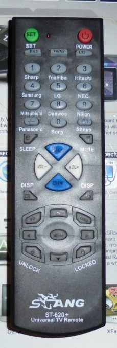 st 620 universal tv remote control manual universal remote stang st 620 i am looking for a manual