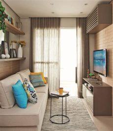 salas modernas pequenas para apartamentos pequenos apartamento pequeno ambientes integrados e decora 231 227 o neutra salas pequenas sala de