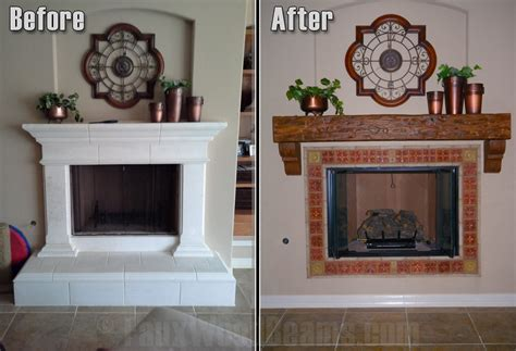 fireplace mantels rugged design ideas fake real wood