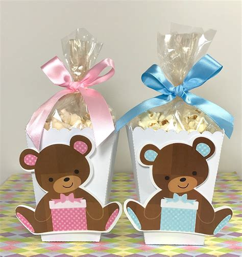 ᐉ 5 perfect popcorn baby shower favors angels