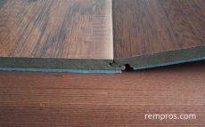 installing laminate flooring with underlayment attached laminate flooring with attached underlayment