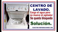 centro de lavado torre carga el agua pero no lava - Centro De Lavado Mabe Problemas
