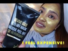 soo ae gold peel mask review - Soo Ae Peel Off Mask Gold Review