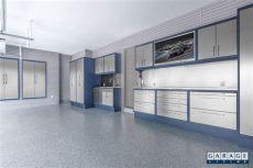 garage living - Garage Interior Trim Ideas