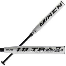 bat miken ultra 2 miken ultra ii balanced ssusa slowpitch softball bat black white u2blkb ebay