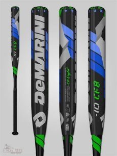 demarini cf8 2016 demarini cf8 balanced 10
