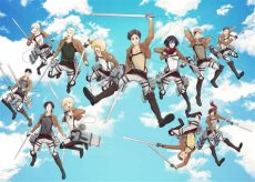 attack on titan characters wallpaper attack on titan wallpapers pictures images