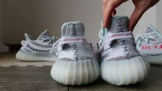 yeezy boost 350 v2 blue tint real vs fake u must check real vs adidas yeezy boost 350 v2 blue tint 1080p
