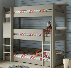 literas de tres camas modernas literas de tres camas compartir habitaci 243 n