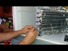 heladera no parte 1 cambio resistencia descongeladora - Como Cambiar Resistencia Heladera No Frost