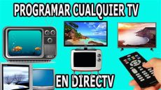 programar control de tv programar cualquier marca de tv con remoto de directv codigos