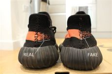 fake yeezy 350 v2 vs real how to spot yeezy boost 350 v2 black and kingsdown roots